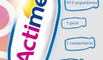 infografia actimel Instagram Community Internet