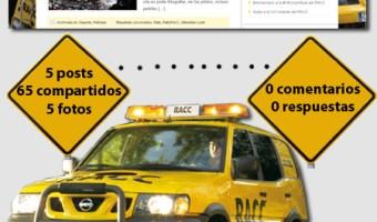 infografia blog RACC barcelona community internet the social media company redes sociales community manager