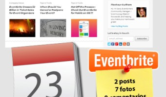 infografia blog eventbrite community internet the social media company redes sociales community manager
