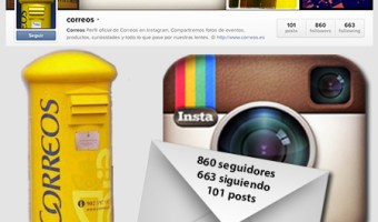 infografia correos Instagram community internet the social media company analisis community manager