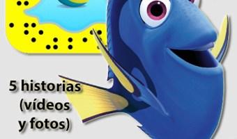 infografia disney pixar Snapchat analisis community internet the social media company