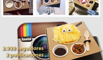 infografia eyes cream and friends Instagram analisis community internet