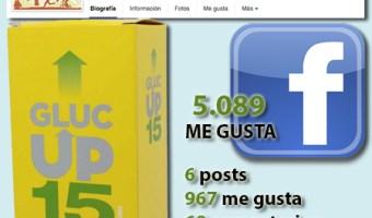 infografia gluc up 15 Facebook community internet the social media company
