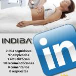 infografia indiba Linkedin community internet the social media company community management