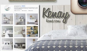 infografia kenay home Instagram community internet the social media company