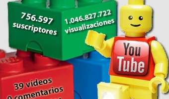 infografia lego youtube analisis community manager community internet