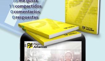 infografia paginas amarillas Facebook community internet the social media company