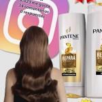 Pantene España, un pelo bonito en Instagram