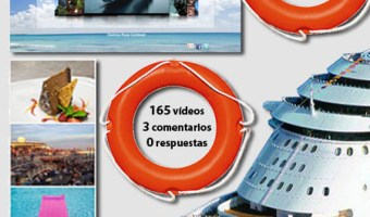 infografia royal caribbean espana youtube community internet redes sociales social media community management enrique san juan
