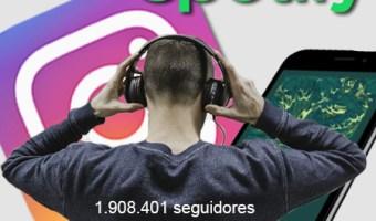 infografia spotify Instagram Stories Community Internet