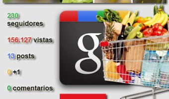 infografia supermercados dia Googleplus community internet the social media company