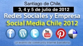 seminario redes sociales y empresa social media chile 2012 - enrique san juan - community internet barcelona