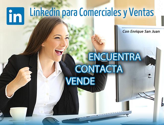 seminario linkedin comerciales community internet