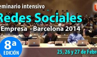 seminarioredessocialesyempresabarcelona2014enriquesanjuancommunityinternetsocialmedia