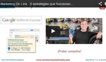 video gratuito 5 estrategias de marketing digital community internet enrique san juan