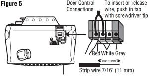 Chamberlain whisper drive model 248739m  Wiring Openers  Garadget Community