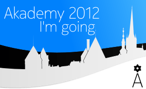 Going to Akademy!