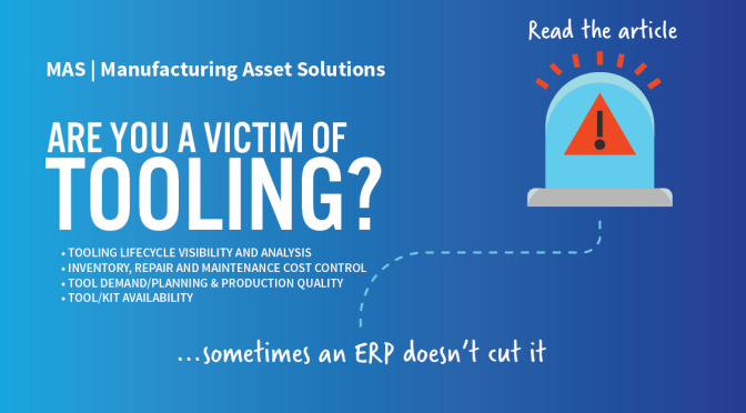 Are you a Victim of Tooling Allocation?