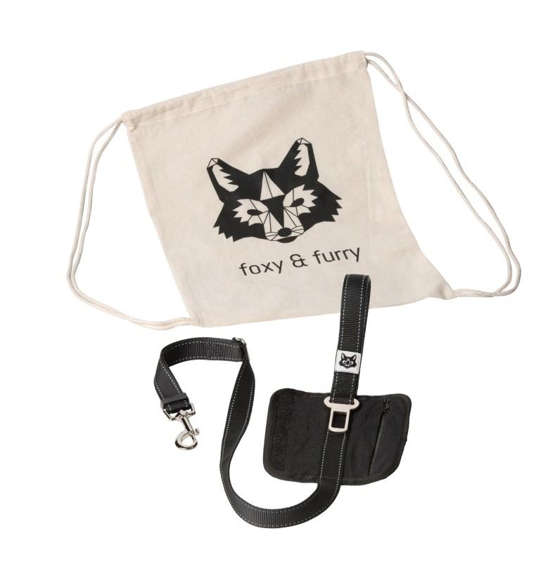 Multifunktionale Hundeleine foxy and furry 4