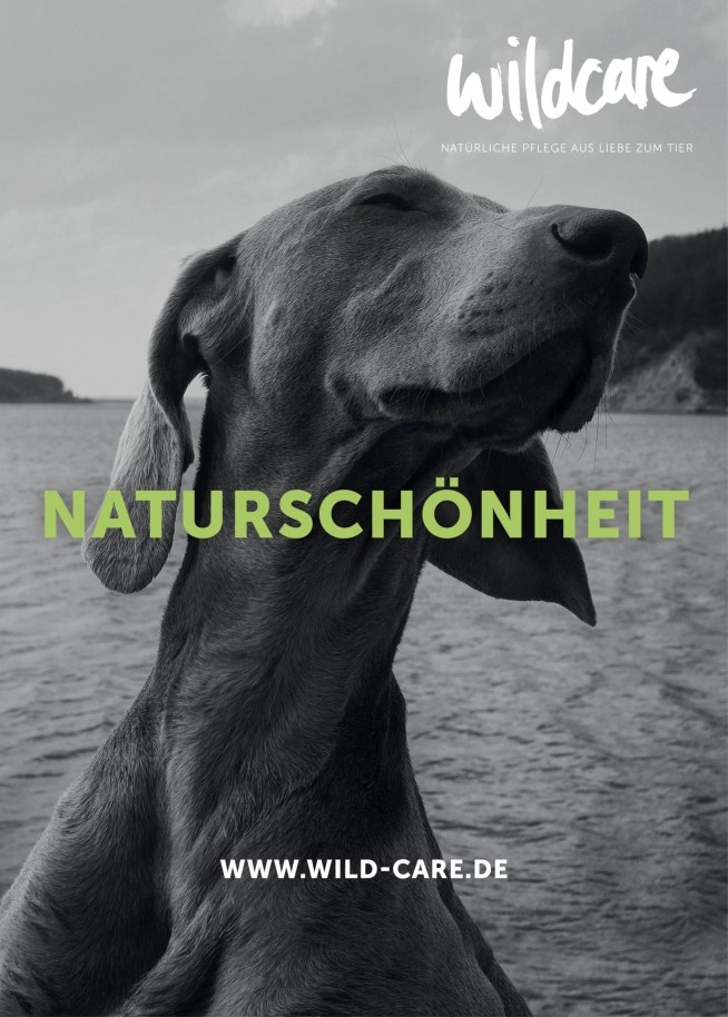 Wildcare natürliche Hundepflege