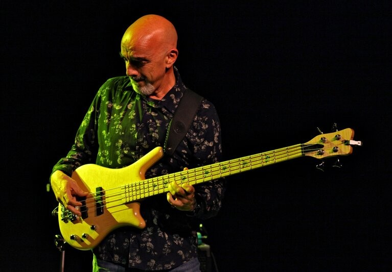 Bass Lessons with Marcelo Hormaechea