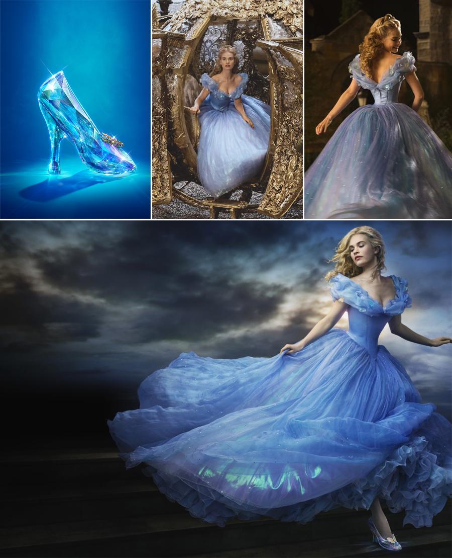 Whos Looking Forward To The New Disney Cinderella Movie
