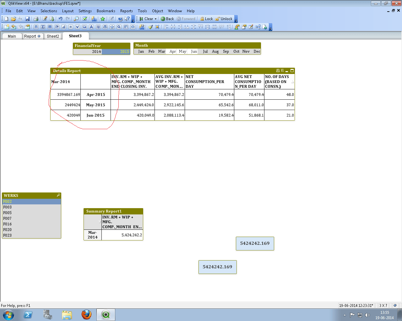 Changing Column In To Row In Straight Table