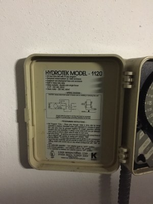 Replacing HydroTek 1120  2 Wire(Black and Blue) Only