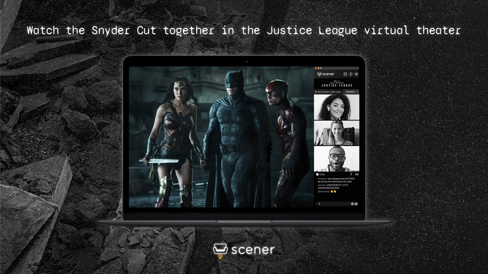 Watch Zack Snyder's Justice League in your own virtual theater