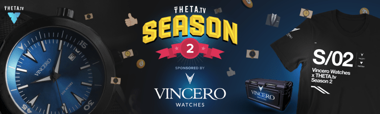 Season 2: Powered by Vincero Watches