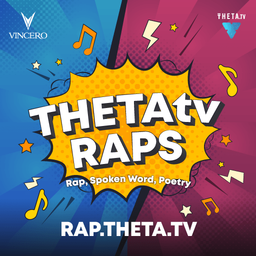 THETA.tv Raps – Rap, Spoken Word, Poetry