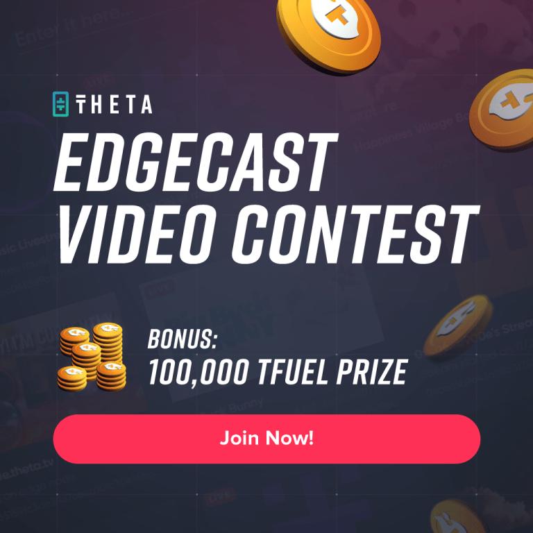 THETA EdgeCast Challenge Winners