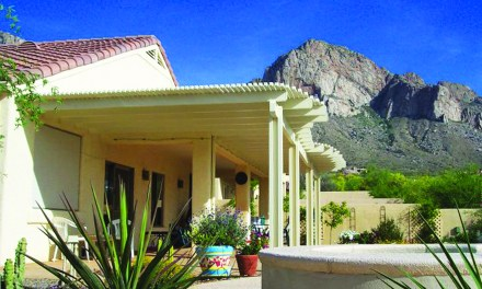 Westerner Products: Providing shade and living space solutions in Tucson for 48 years