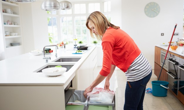 6 Secrets to Tidying Your Kitchen Like a Pro