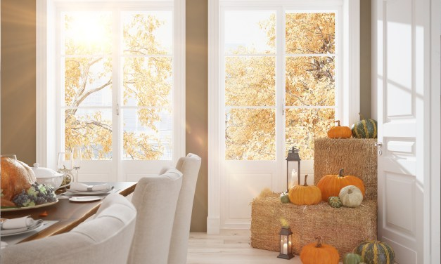 How to Prep Your Home for Fall Entertaining
