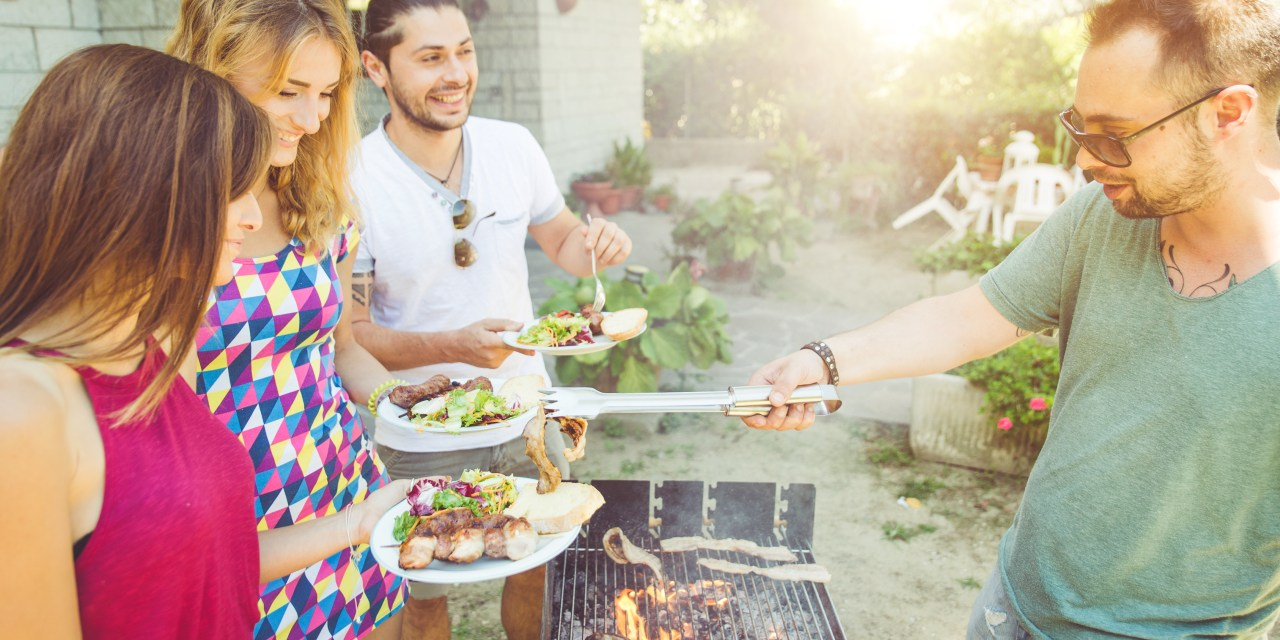 Bringing the Indoors Outside: Outdoor kitchens add style and value to your home