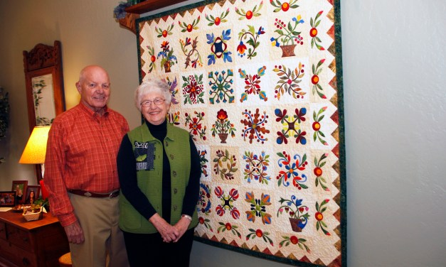Sew Healthy: Quilting Benefits Your Brain