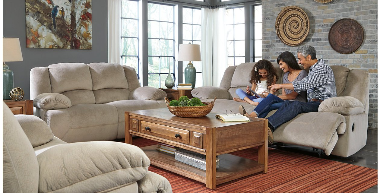 Excellent How To Add Power Seating To Your Living Room Ashley Inzonedesignstudio Interior Chair Design Inzonedesignstudiocom