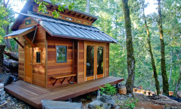 Tiny Home Kitchen Organization Tips