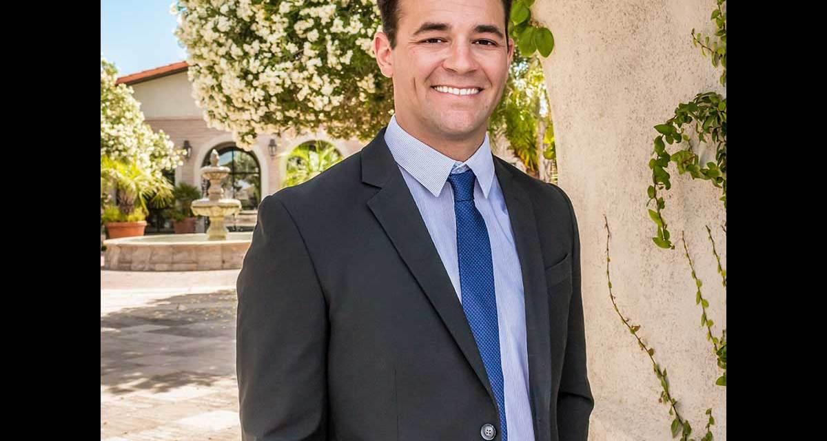 Adam Coggshall named Pima Federal's VP of commercial lending
