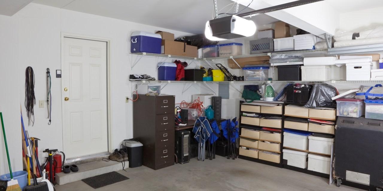 Garage Storage Hacks