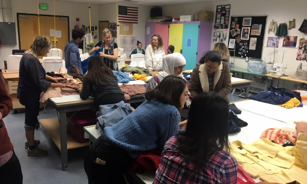 PCC Students turn Goodwill Clothing into High Fashion Pieces