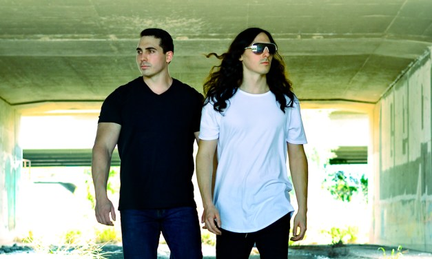 Tucson alternative rock duo debuting new video at 'Local Noize'