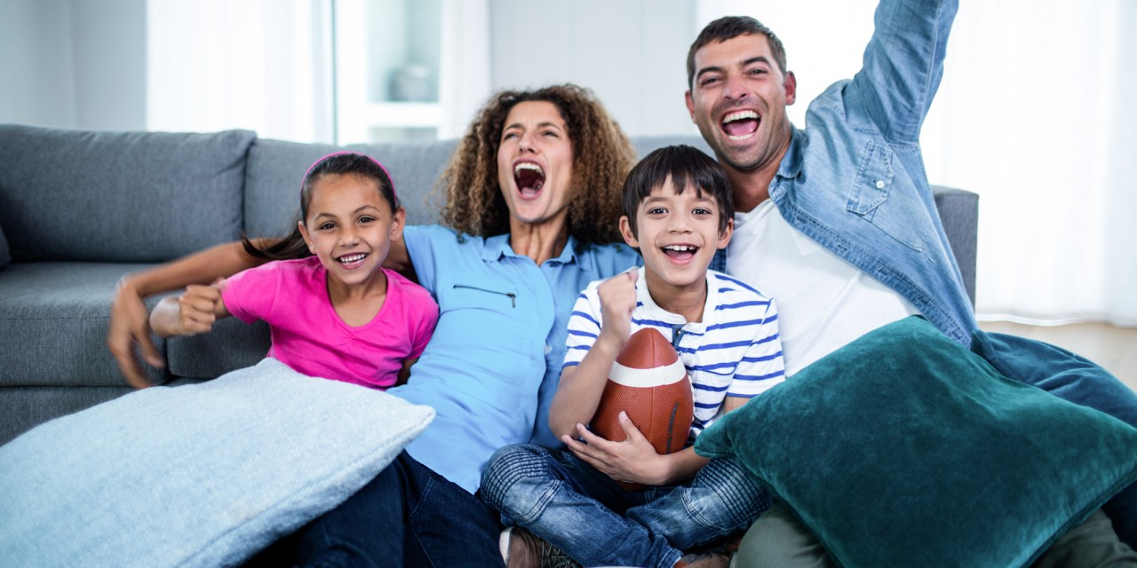 Get Ready for Football Season with Recliners From Sam Levitz