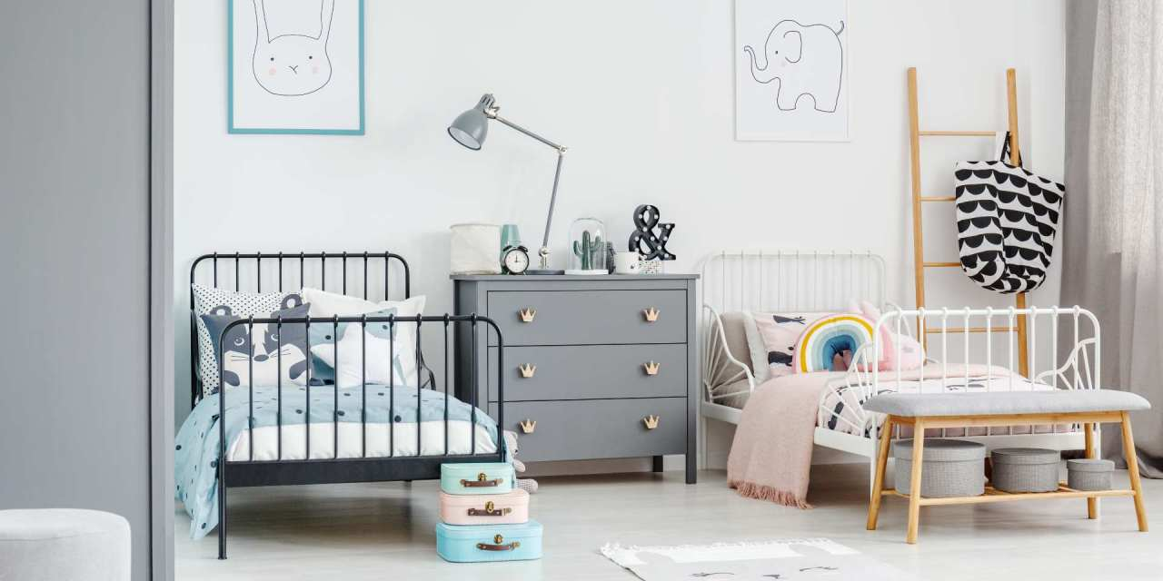 8 Tips for Decorating the Ultimate Kid's Room