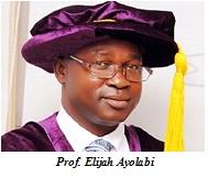 Prof. E.A. Ayolabi