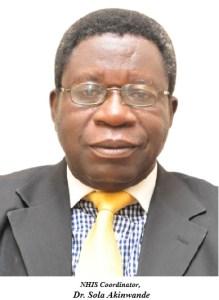Dr. Sola Akinwande