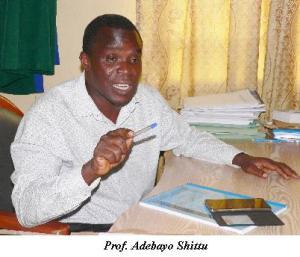 Prof. Adebayo Shittu
