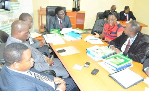 Visitation Panel Report has spurred us to improve - VC