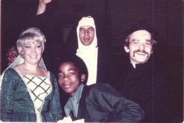 Gary at LHS 1971